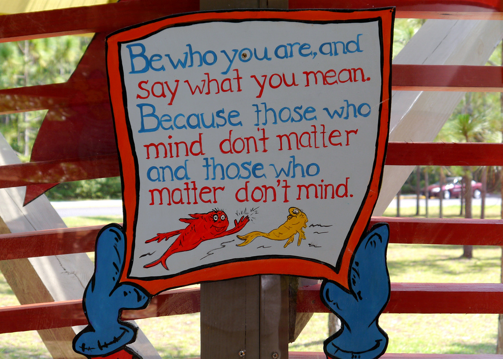 The 13 Best Dr Seuss Quotes We Are All A Little Weird